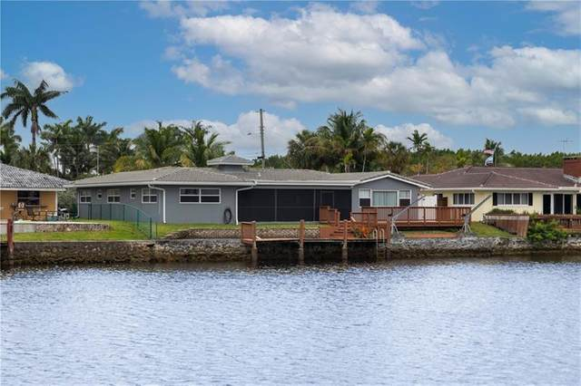 1157 NW 30th St, Wilton Manors, FL 33311 (MLS #F10278462) :: Green Realty Properties