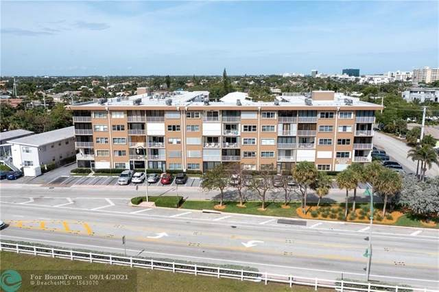 4117 Bougainvilla Dr #210, Lauderdale By The Sea, FL 33308 (MLS #F10278562) :: GK Realty Group LLC