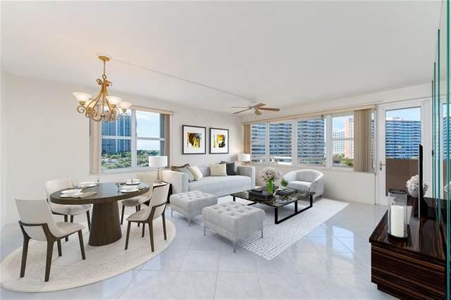 3300 NE 36th St #616, Fort Lauderdale, FL 33308 (#F10278687) :: Posh Properties