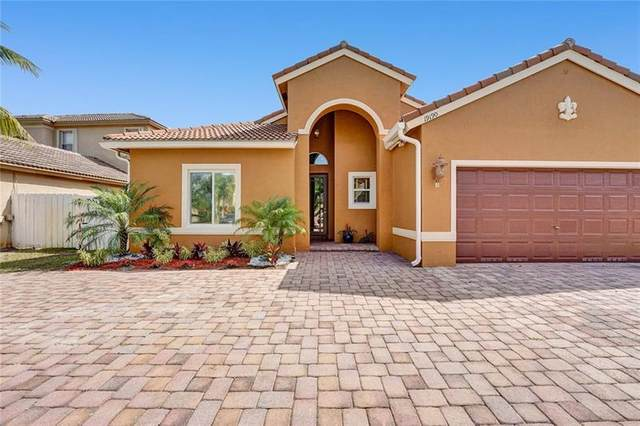 19190 SW 29th Ct, Miramar, FL 33029 (MLS #F10278708) :: The Jack Coden Group