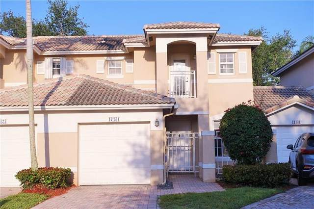 17171 NW 23rd St, Pembroke Pines, FL 33028 (MLS #F10278745) :: The Jack Coden Group