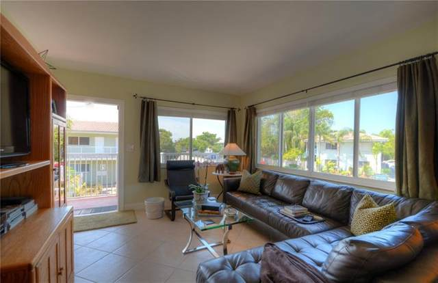 1430 Holly Heights Dr #4, Fort Lauderdale, FL 33304 (MLS #F10278875) :: The Howland Group