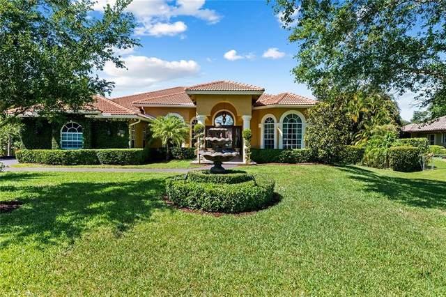 12361 NW 9th St, Plantation, FL 33325 (MLS #F10279030) :: Berkshire Hathaway HomeServices EWM Realty