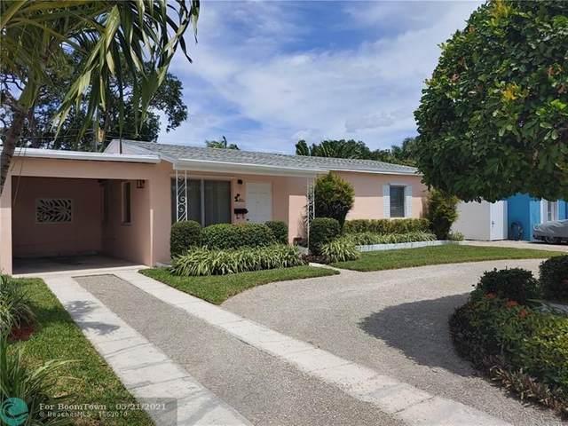 811 SW 26th Ct, Fort Lauderdale, FL 33315 (#F10279129) :: Michael Kaufman Real Estate