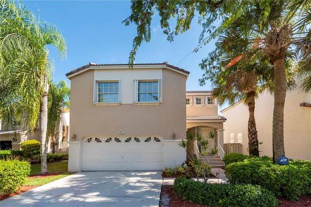 10615 NW 12th Ct, Plantation, FL 33322 (MLS #F10279166) :: The Howland Group
