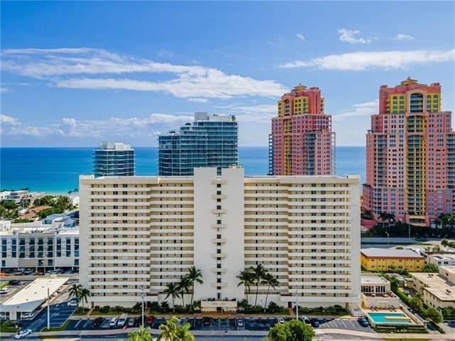 2200 NE 33rd Ave 2D, Fort Lauderdale, FL 33305 (#F10279258) :: Baron Real Estate
