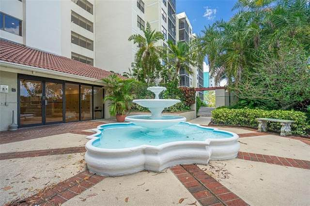105 Lake Emerald Dr #803, Oakland Park, FL 33309 (#F10279596) :: Baron Real Estate