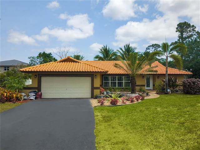 6390 NW 62ND TE, Parkland, FL 33067 (MLS #F10279693) :: The Paiz Group
