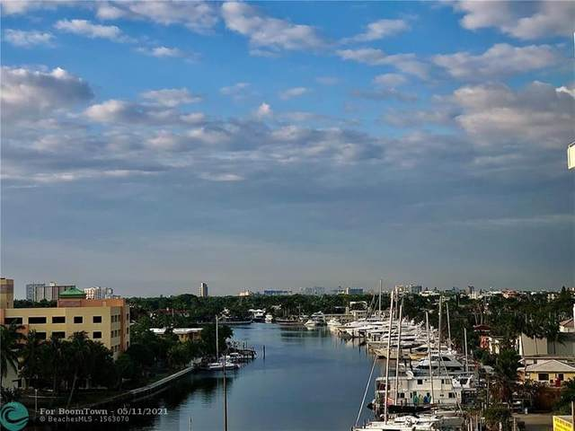 1170 N Federal Hwy #804, Fort Lauderdale, FL 33304 (MLS #F10280127) :: The Howland Group