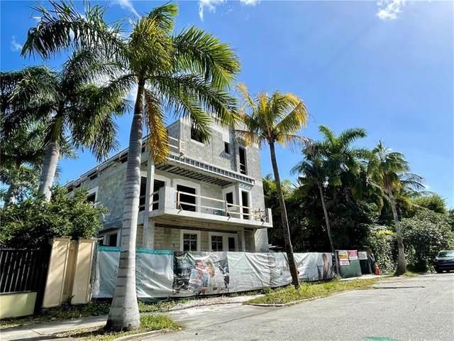 12 SE 10th Ave Unit 1, Fort Lauderdale, FL 33301 (MLS #F10280137) :: Castelli Real Estate Services