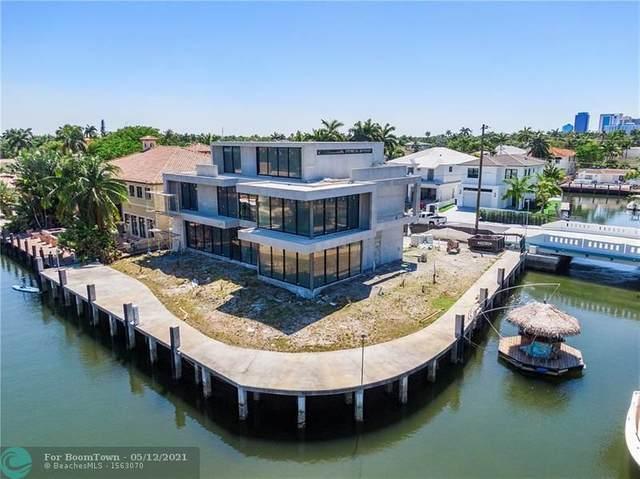 310 Coconut Isle Drive, Fort Lauderdale, FL 33301 (#F10280234) :: Michael Kaufman Real Estate