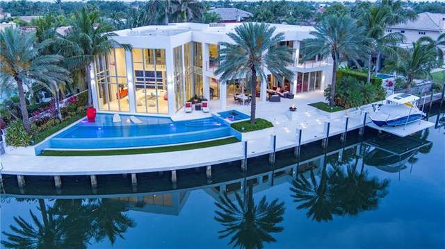 4400 NE 29TH AVE, Lighthouse Point, FL 33064 (#F10280238) :: Michael Kaufman Real Estate