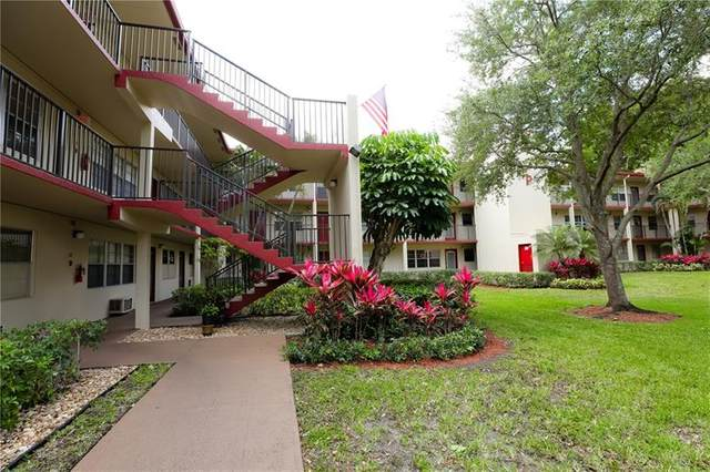 13350 SW 1st St 302 P, Pembroke Pines, FL 33027 (MLS #F10280572) :: Castelli Real Estate Services