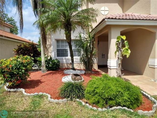 3163 NW 72nd Ave, Margate, FL 33063 (#F10280622) :: Michael Kaufman Real Estate