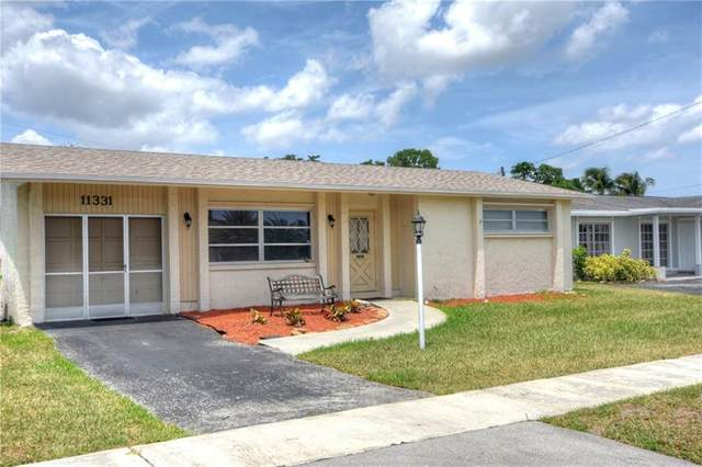 11331 NW 37th St, Sunrise, FL 33323 (MLS #F10280728) :: Berkshire Hathaway HomeServices EWM Realty