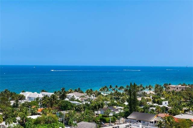 3031 N Ocean Blvd #1705, Fort Lauderdale, FL 33308 (#F10280814) :: The Rizzuto Woodman Team