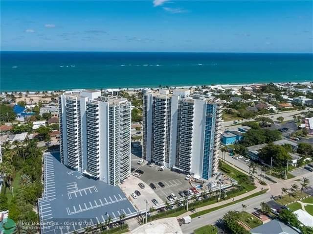 2715 N Ocean Blvd 5B, Fort Lauderdale, FL 33308 (#F10280835) :: The Power of 2 | Century 21 Tenace Realty