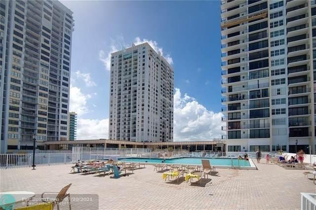 2201 S Ocean Dr #407, Hollywood, FL 33019 (#F10280863) :: Baron Real Estate