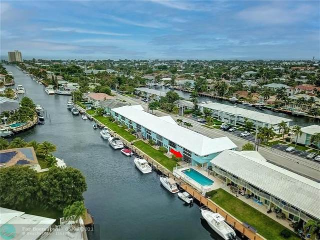 2401 NE 36th St #101, Lighthouse Point, FL 33064 (#F10280870) :: Posh Properties