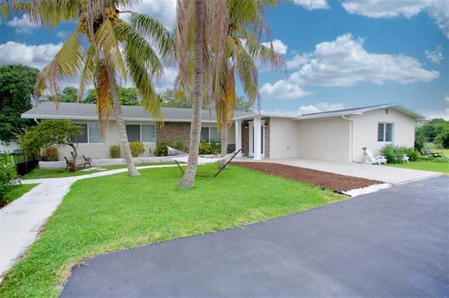 5111 SW 100th Ave, Cooper City, FL 33328 (MLS #F10280955) :: The Howland Group