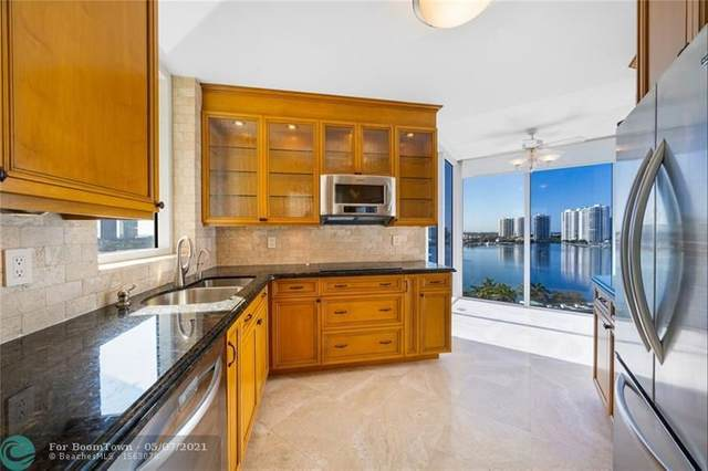 3370 NE 190th St #1203, Aventura, FL 33180 (#F10281011) :: Posh Properties