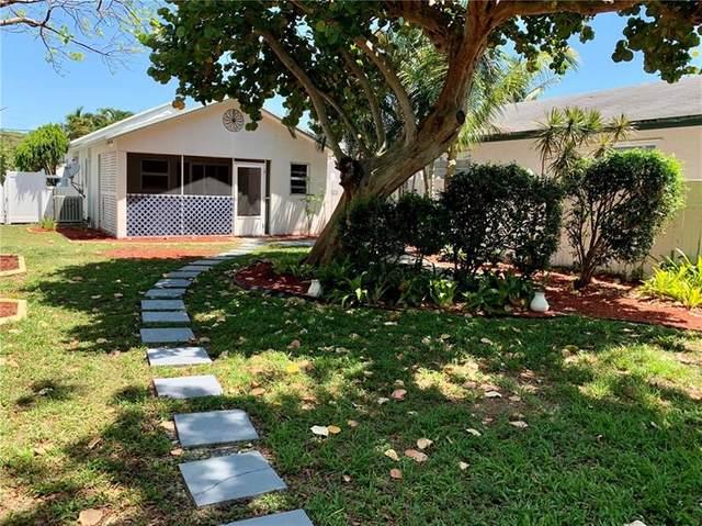 884 NE 34th Ct, Oakland Park, FL 33334 (#F10281133) :: Posh Properties