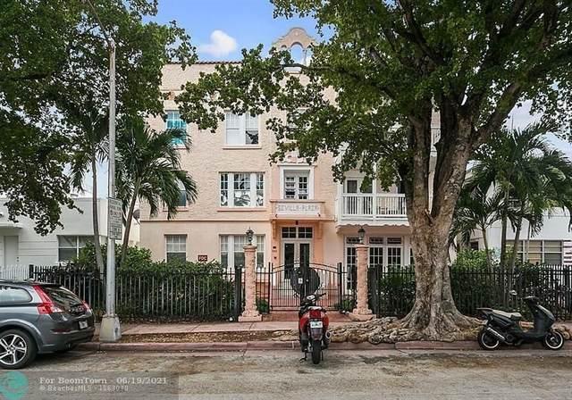 642 Michigan Avenue #16, Miami Beach, FL 33139 (#F10281367) :: Dalton Wade