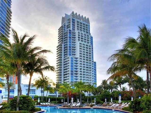 50 S Pointe Dr #1406, Miami Beach, FL 33139 (MLS #F10281447) :: GK Realty Group LLC