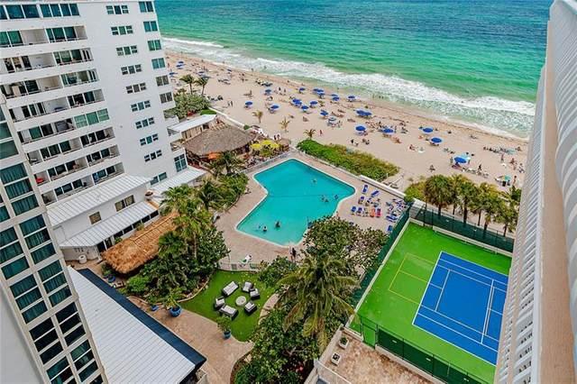 4020 Galt Ocean Dr #1109, Fort Lauderdale, FL 33308 (#F10281574) :: Posh Properties