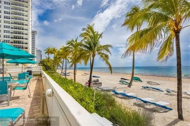 3430 Galt Ocean Drive #104, Fort Lauderdale, FL 33308 (#F10281745) :: The Rizzuto Woodman Team