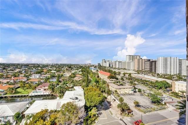 3300 NE 36th St #1504, Fort Lauderdale, FL 33308 (#F10282013) :: Posh Properties