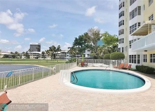 2500 NE 48th Ln #304, Fort Lauderdale, FL 33308 (#F10282040) :: Michael Kaufman Real Estate