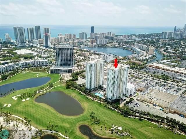 1745 E Hallandale Beach Blvd 502W, Hallandale Beach, FL 33009 (#F10282053) :: Posh Properties