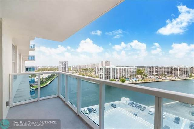 3800 S Ocean Dr #1204, Hollywood, FL 33019 (#F10282103) :: Michael Kaufman Real Estate
