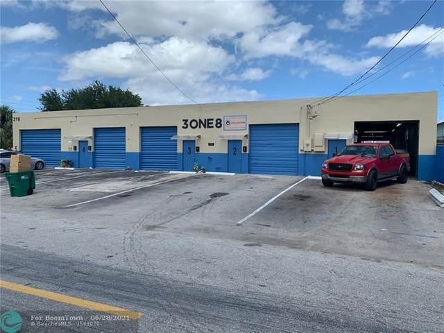 318 Sw 14 Ave, Pompano Beach, FL 33069 (MLS #F10282187) :: GK Realty Group LLC