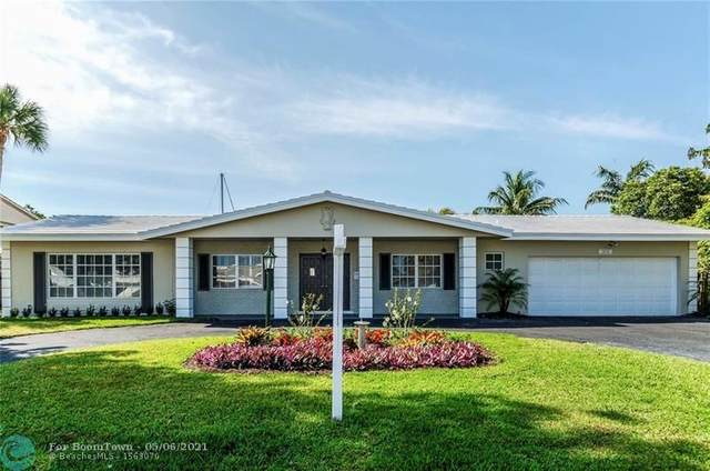 2836 NE 29th St, Fort Lauderdale, FL 33306 (MLS #F10282189) :: The Howland Group