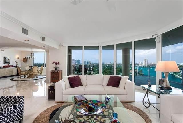 3055 Harbor Dr #1103, Fort Lauderdale, FL 33316 (#F10282190) :: Treasure Property Group