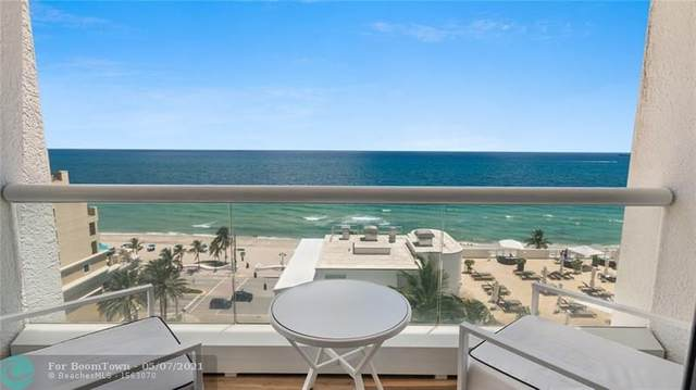 551 N Fort Lauderdale Beach Blvd #1217, Fort Lauderdale, FL 33304 (#F10282232) :: Posh Properties