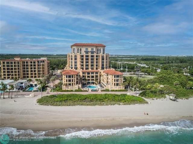 3501 N Ocean Dr 6C, Hollywood, FL 33019 (#F10282585) :: Michael Kaufman Real Estate
