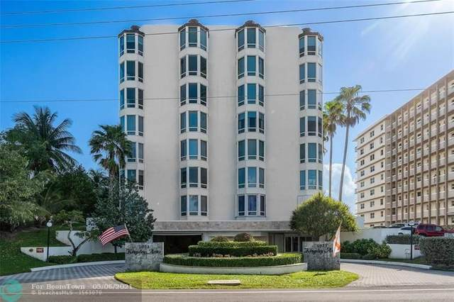 1073 Hillsboro Mile 4S, Hillsboro Beach, FL 33062 (MLS #F10282599) :: Dalton Wade Real Estate Group