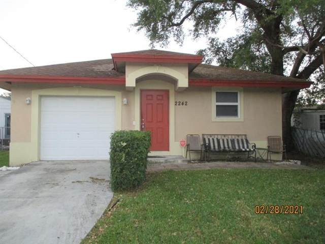 2242 Thomas St, Hollywood, FL 33020 (#F10282605) :: Posh Properties