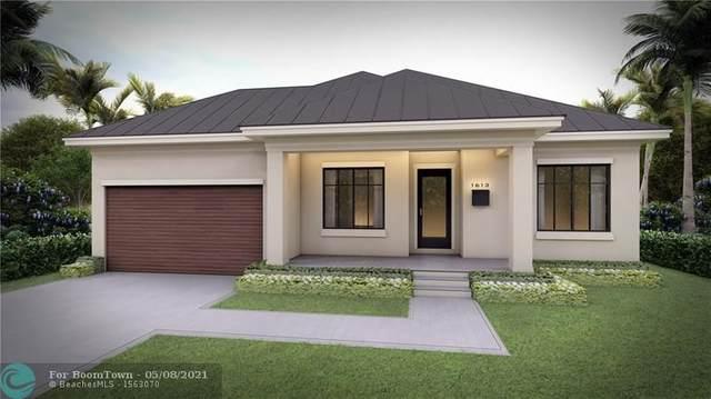 1613 NE 18th St, Fort Lauderdale, FL 33305 (#F10282693) :: Michael Kaufman Real Estate