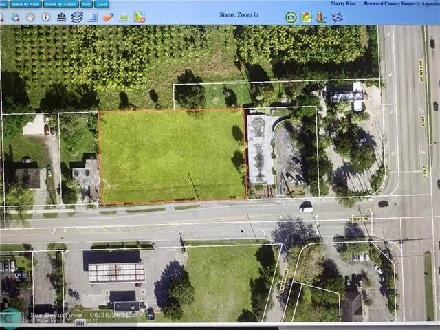 4031 Peters Rd, Plantation, FL 33317 (MLS #F10282757) :: Green Realty Properties