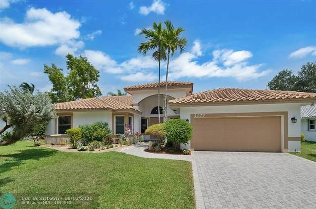 4277 NW 64th Ave, Coral Springs, FL 33067 (#F10282961) :: The Power of 2 | Century 21 Tenace Realty