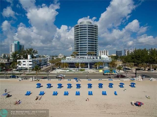 701 N Fort Lauderdale Beach Blvd #302, Fort Lauderdale, FL 33304 (#F10282981) :: Posh Properties