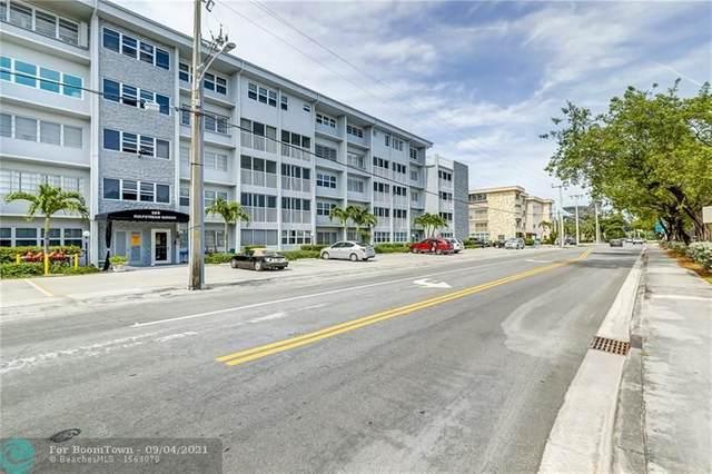 329 SE 3 Street 501T, Hallandale Beach, FL 33009 (MLS #F10283091) :: Green Realty Properties