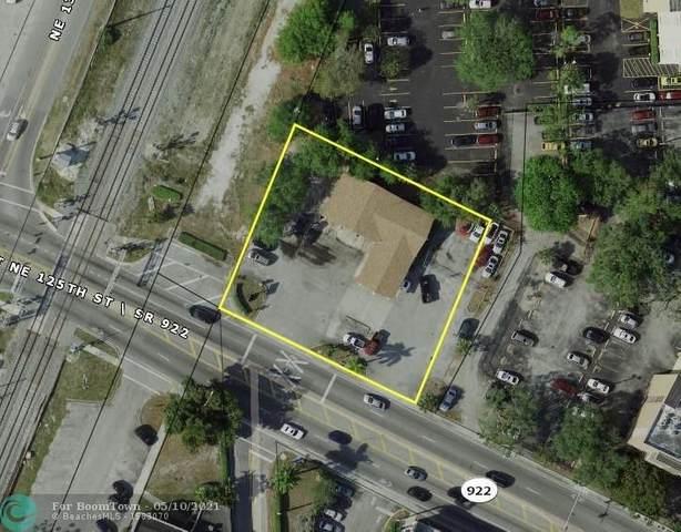 1401 NE 123rd St, North Miami, FL 33161 (#F10283094) :: Posh Properties