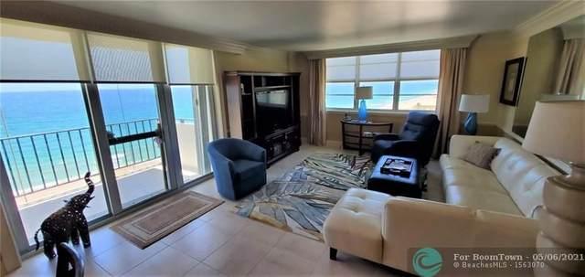 1900 S Ocean Blvd 11E, Pompano Beach, FL 33062 (MLS #F10283178) :: The Howland Group