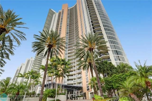 18911 Collins Ave #2802, Sunny Isles Beach, FL 33160 (#F10283207) :: Michael Kaufman Real Estate