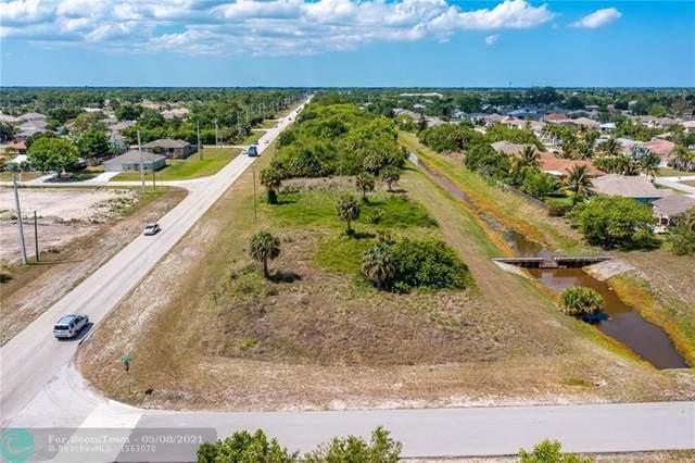 3625 SW Port St Lucie Blvd, Port Saint Lucie, FL 34953 (MLS #F10283277) :: Green Realty Properties